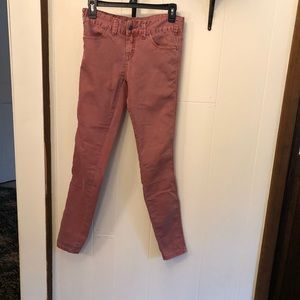 Free people straight legs jeans